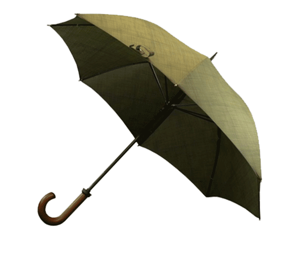 Khaki Umbrella