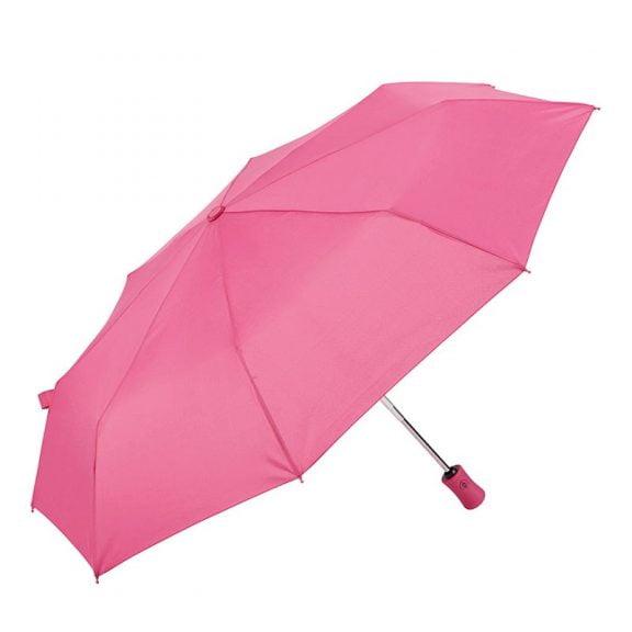 Ezpeleta Fully Automatic Folding Zipped Sleeve Umbrella pink