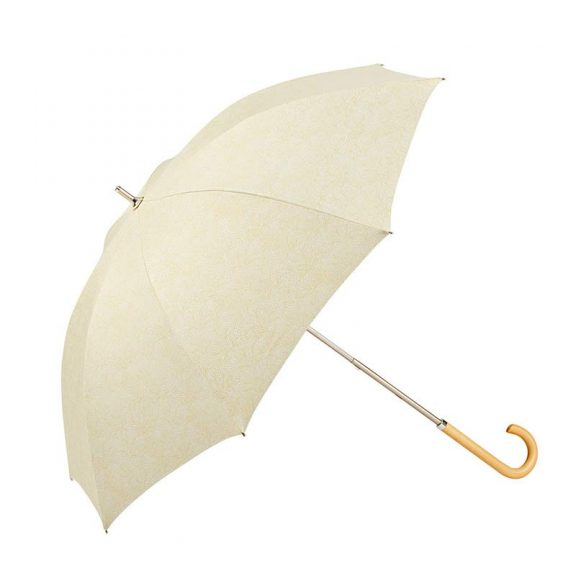 Ezpeleta Patterned Ladies UV Parasol Yellow