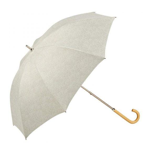 Ezpeleta Patterned Ladies UV Parasol Grey