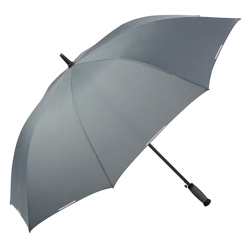 Ezpeleta Automatic Scotchlite Reflective Trim Golf Umbrella 1 open