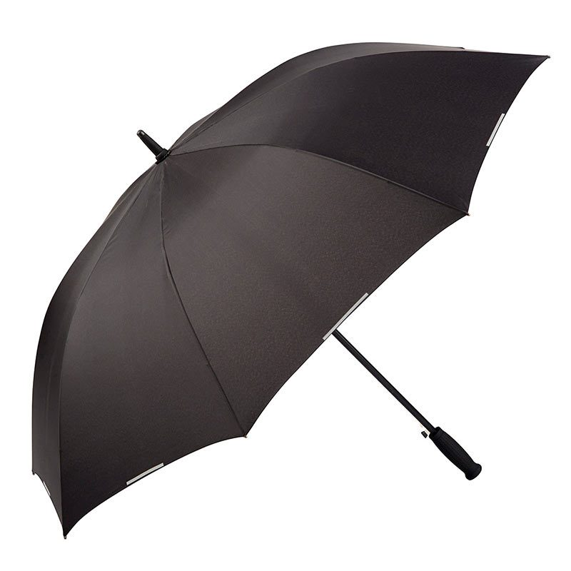 Ezpeleta Automatic Scotchlite Reflective Trim Golf Umbrella 4 open