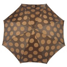 Ezpeleta Handmade Java Bamboo Root Handle Umbrella