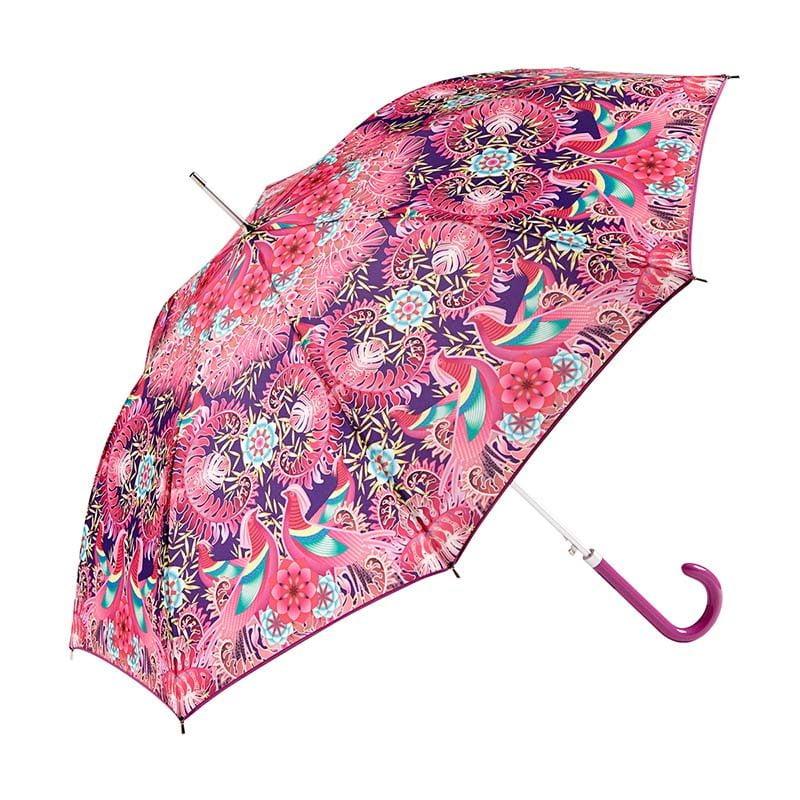 Ezpeleta Tropicana Floral Automatic Umbrella 1 open