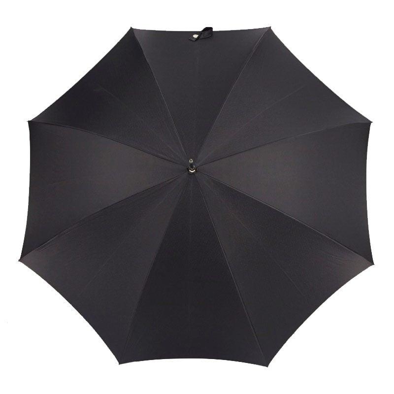 Ezpeleta Handmade Black Automatic Umbrella
