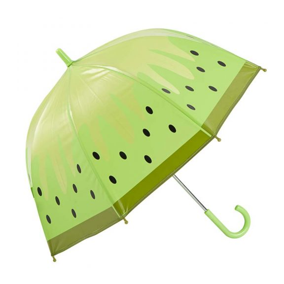 Summer Fruits Kids Kiwi Dome Umbrella