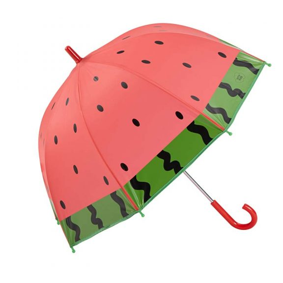 Summer Fruits Kids Watermelon Dome Umbrella