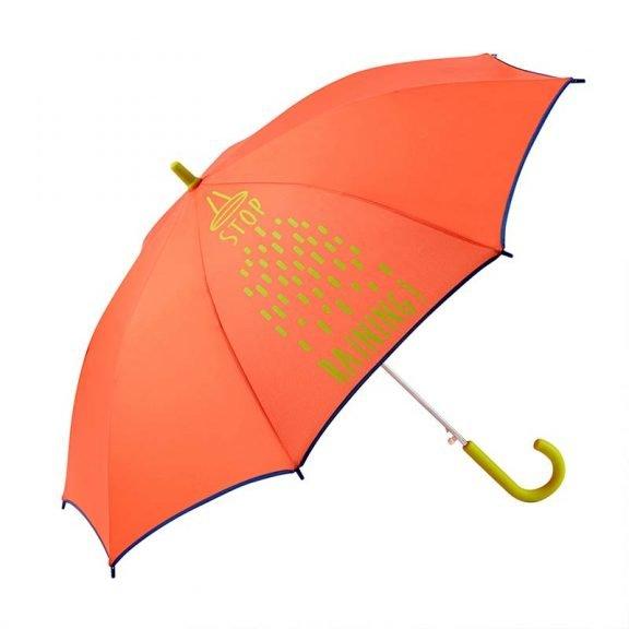Stop Raining Kids Automatic Umbrella 1 open