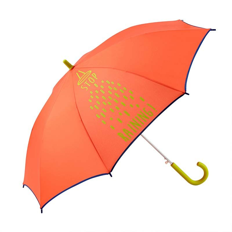 Stop Raining Kids Automatic Umbrella 1 open