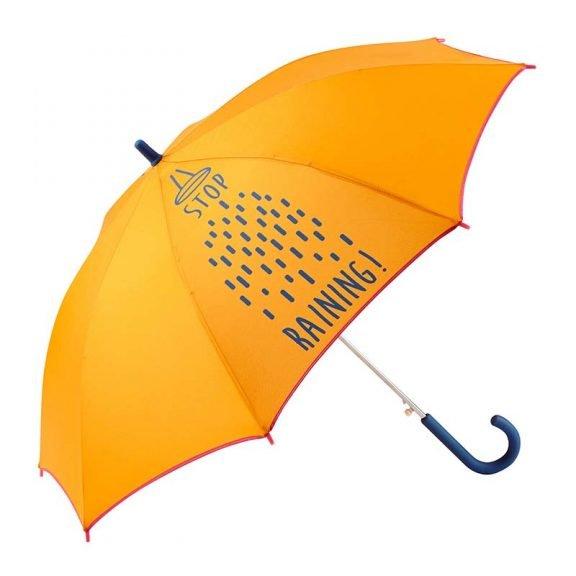 Stop Raining Kids Automatic Umbrella 2 open