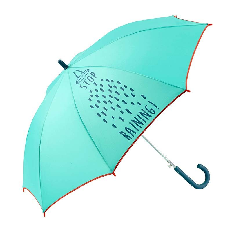 Stop Raining Kids Automatic Umbrella 3 open