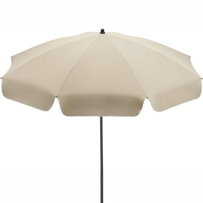 Beige Sunblock Parasol