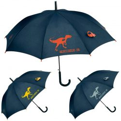 Dinosaur Kids Automatic Umbrella