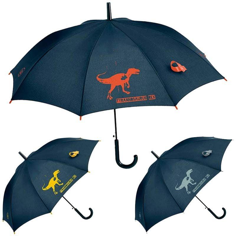 Dinosaur Kids Automatic Umbrella