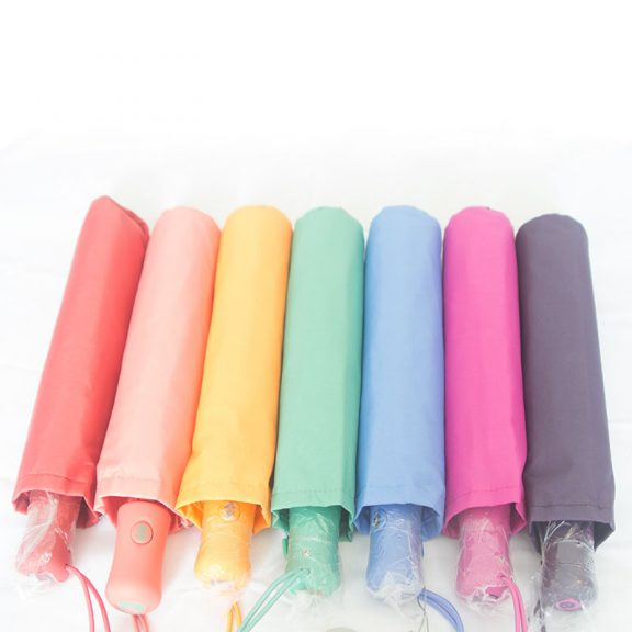 Ezpeleta Fully Automatic Folding Zipped Sleeve Umbrella