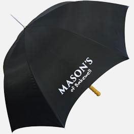 Mini Golf Budget Promotional Umbrella