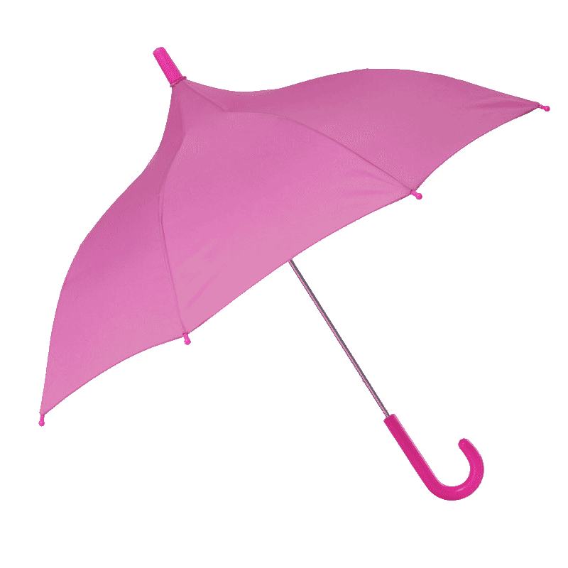 Pink sensation kids umbrella