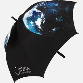 The Fibrestorm Promotional Umbrella