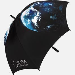 The Fibrestorm Promotional Umbrella