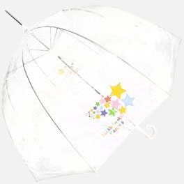 Promotional Clear Dome Umbrella