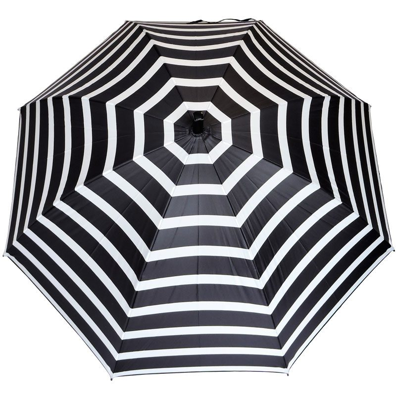Ezpeleta Monochrome Walking Umbrella / Ezpeleta Fully Automatic Monochrome Compact Umbrella