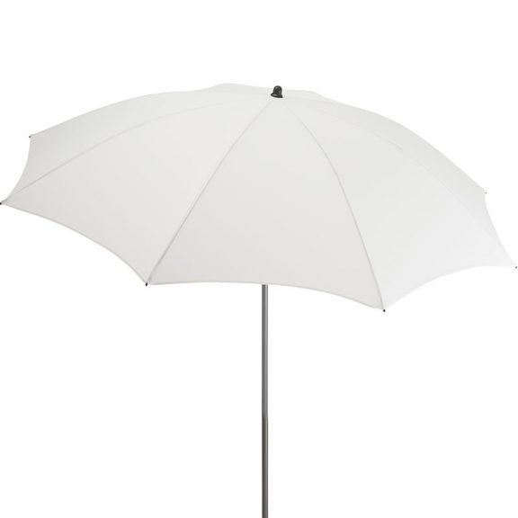 UPF 50 UV Beach Umbrella White