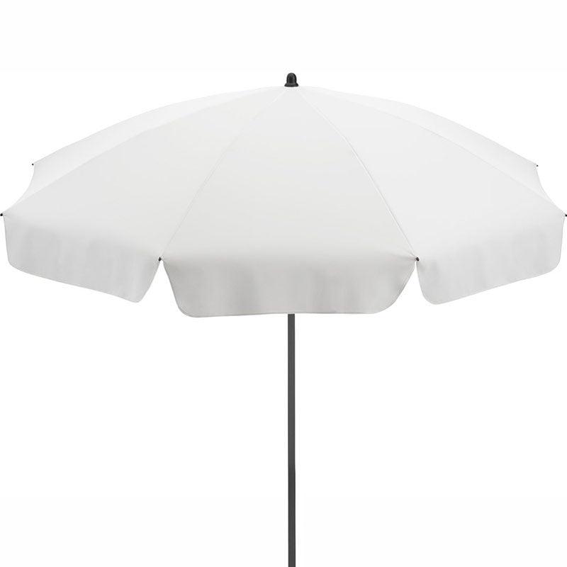 White Sunblock Parasol