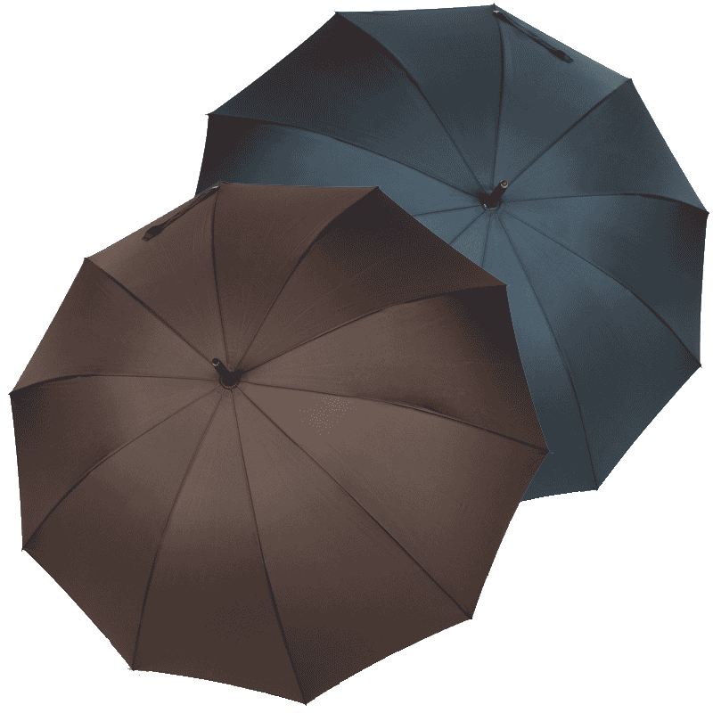 Range of quality men's umbrellas