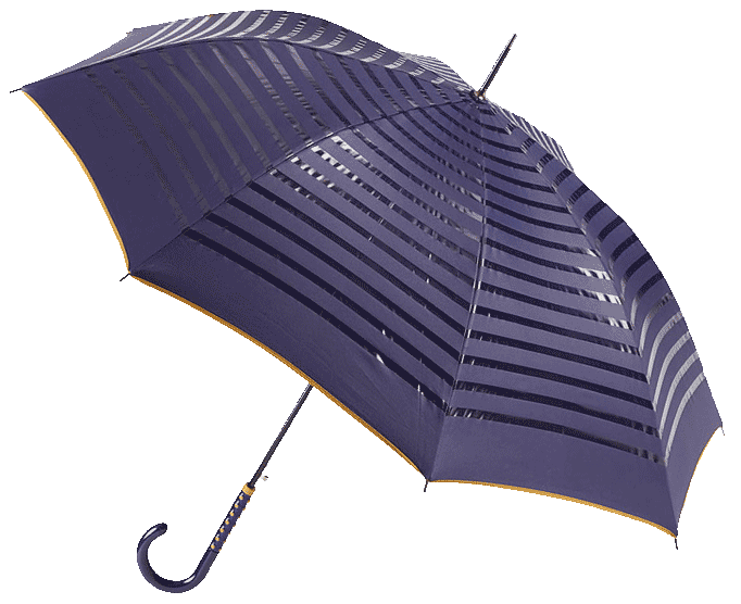 Purple fashion umbrella