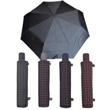 Grid Patterned Folding Umbrella
