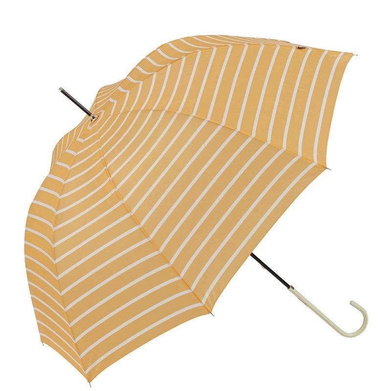 Ezpeleta Striped Ladies UV Parasol UPF 50+ orange