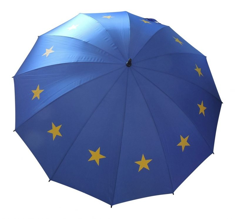 European EU Flag Umbrella