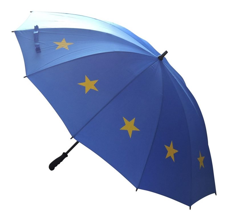 European flag Umbrella