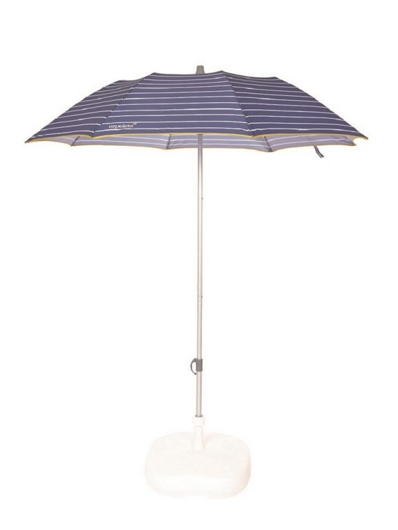 UV portable beach umbrella