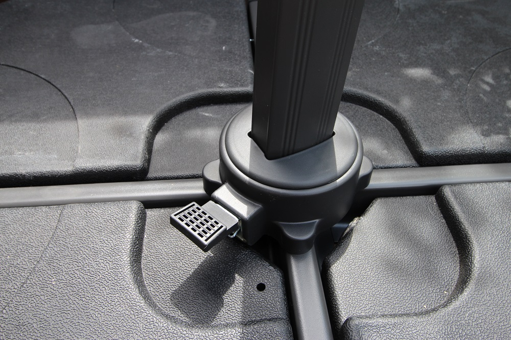 Premium Cantilever Foot Operated Swivel