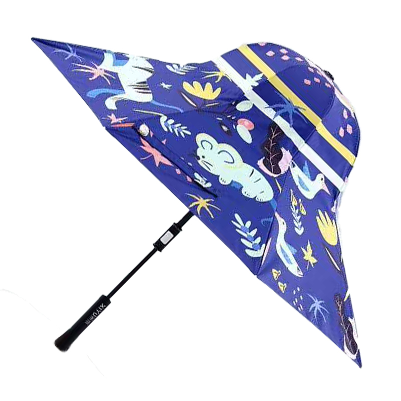 Hat shaped umbrella - des10