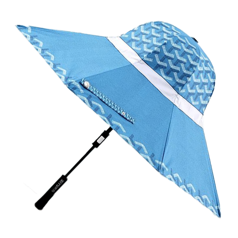 hat shaped parasol - des4
