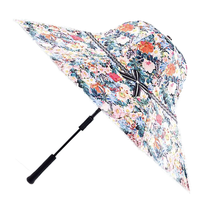 Hat shaped umbrella - des5