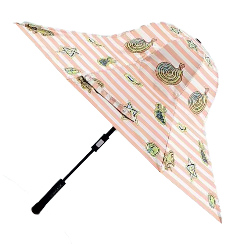 hat shaped umbrella - des7