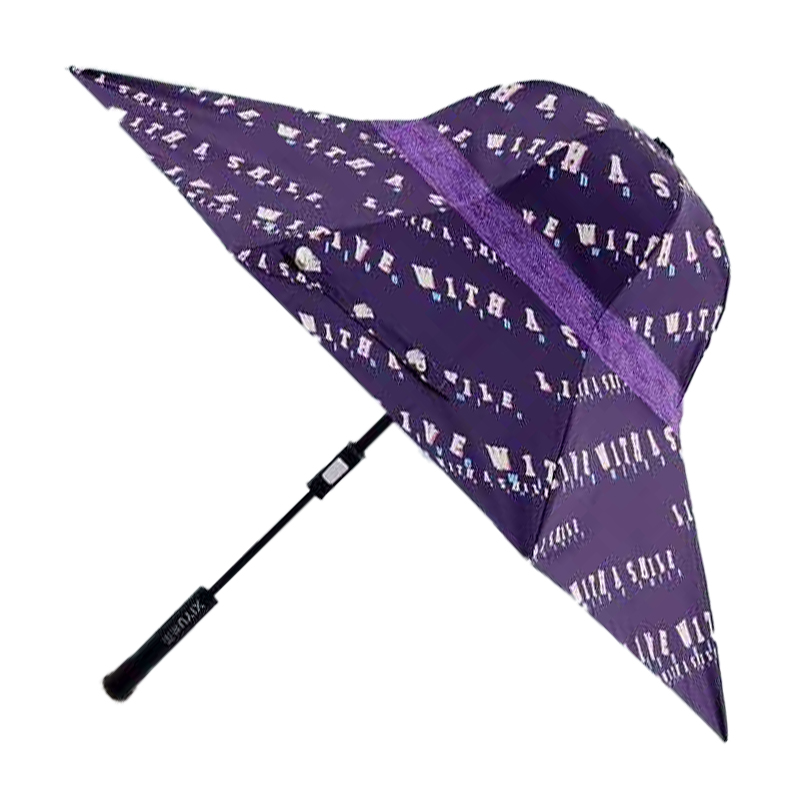 hat umbrella - des9