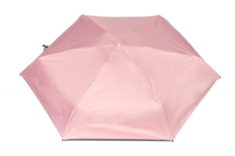 Compact parasol - PNK
