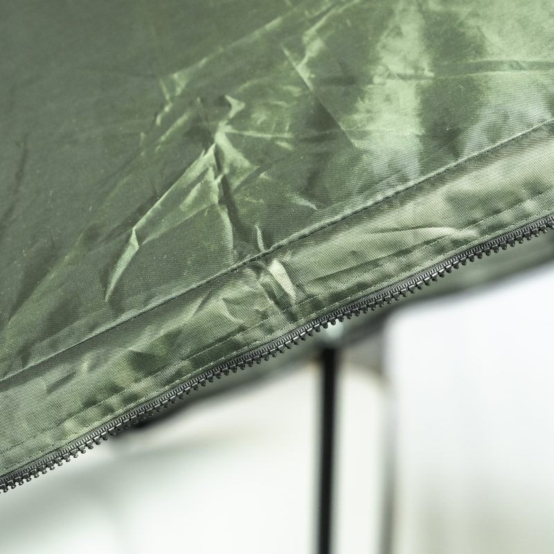 high quality canopy zip