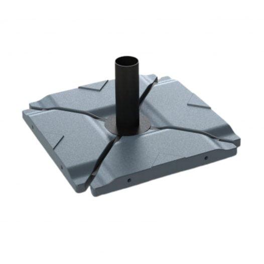 40 kg cantilever parasol base tiles