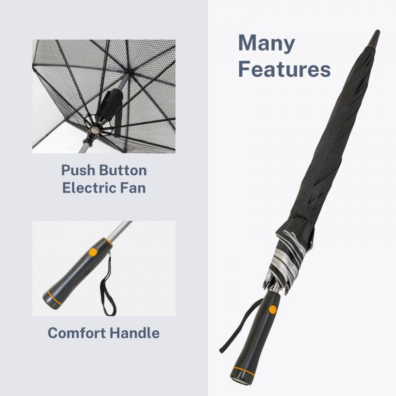 Fan Umbrella Infographic 1