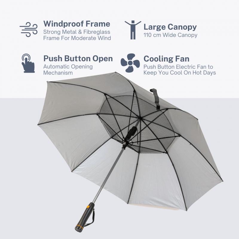 Fan Umbrella Infographic 2