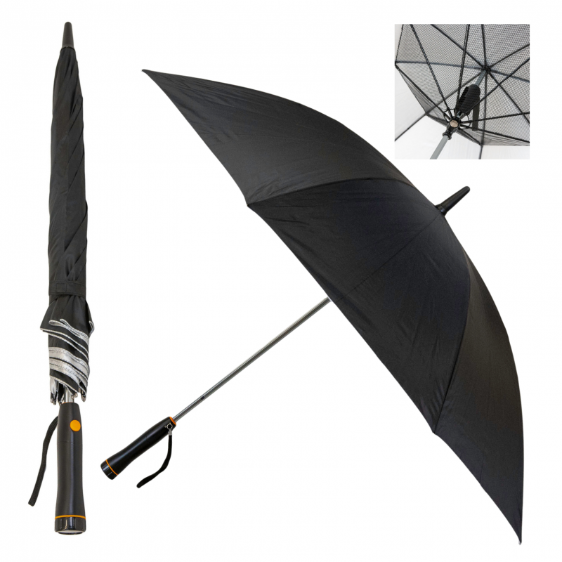 Fan Umbrella